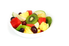 Salada de fruta fresca Imagens de Stock