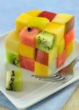 Salada de fruta fresca imagens de stock royalty free