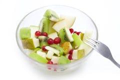 Salada de frutas Foto de Stock