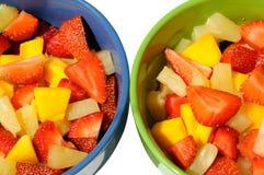 Salada de frutas Imagens de Stock Royalty Free