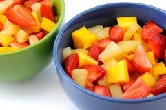Salada de frutas Foto de Stock Royalty Free