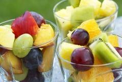 Salada de fruto Imagem de Stock