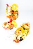 Salada de fruto tailandesa Fotos de Stock Royalty Free
