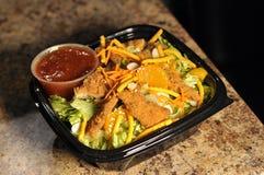 Salada de galinha Fotografia de Stock Royalty Free