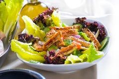 Salada de galinha do sésamo Foto de Stock