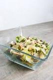 Salada de galinha fresca Fotografia de Stock Royalty Free