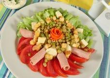 Salada de Gloria Imagem de Stock