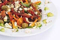 Salada de Healthdy fotos de stock