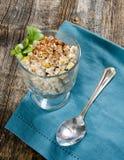 Salada de milho cremosa Foto de Stock Royalty Free
