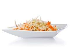 Salada de repolho Imagem de Stock Royalty Free