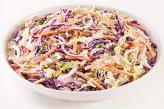 Salada de repolho Fotografia de Stock Royalty Free