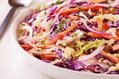Salada de repolho Fotos de Stock