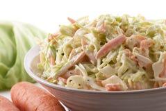 Salada de repolho foto de stock