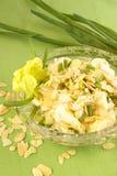 Salada de repolho de Bok Choy Fotos de Stock