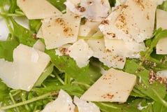 Salada de Rocket Fotografia de Stock