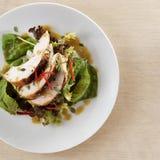 Salada de Turquia Foto de Stock Royalty Free