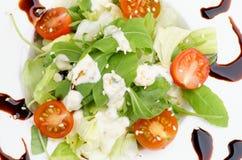 Salada de verdes imagem de stock royalty free