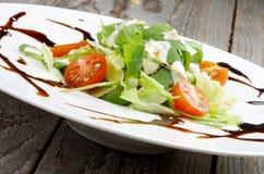 Salada de verdes Foto de Stock Royalty Free