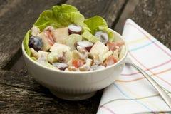 Salada de Waldorf Imagem de Stock