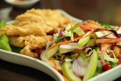Salada deliciosa Fotografia de Stock