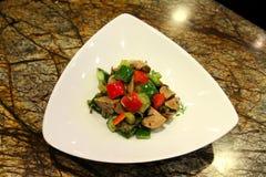 Salada deliciosa Foto de Stock