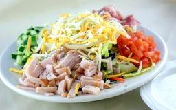 Salada desbastada Fotografia de Stock