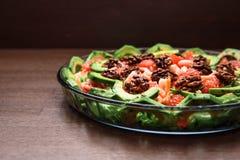 Salada do abacate Foto de Stock Royalty Free