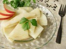 Salada do aipo Imagens de Stock