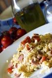 Salada do arroz Fotografia de Stock Royalty Free