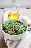 Salada do Arugula imagem de stock royalty free