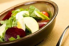 Salada do Arugula fotografia de stock