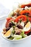 Salada do atum fotos de stock royalty free