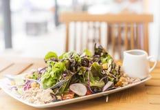 Salada do atum fotografia de stock royalty free