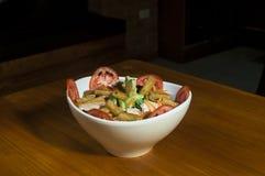 Salada do camponês Imagens de Stock Royalty Free