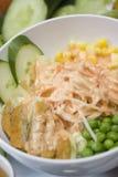 Salada do dia Imagem de Stock Royalty Free