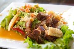 Salada do feijão de Yardlong Imagens de Stock Royalty Free