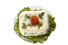 Salada do feriado Imagem de Stock Royalty Free