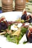 Salada do figo Imagem de Stock