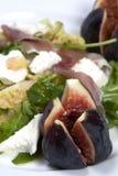 Salada do figo Imagens de Stock