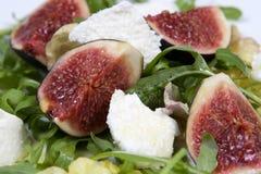 Salada do figo Foto de Stock Royalty Free