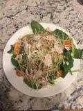 Salada do jantar Imagem de Stock