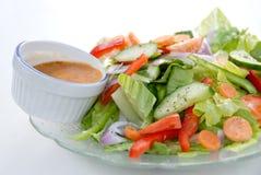 Salada do jardim Fotografia de Stock