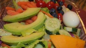 Salada do jardim Fotografia de Stock Royalty Free