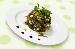 Salada do Laminaria fotos de stock