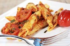 Salada do macarronete Imagens de Stock