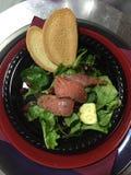 Salada do Natal imagens de stock