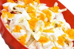 Salada do ovo Fotografia de Stock Royalty Free