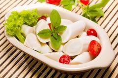 Salada do Palmetto Imagens de Stock Royalty Free