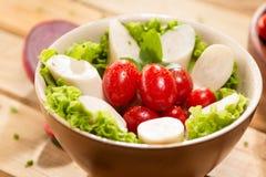Salada do Palmetto imagem de stock