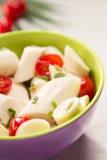 Salada do Palmetto foto de stock